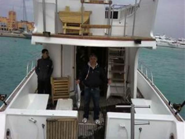 La relazione su pesca da serbatoi della regione di Rostov