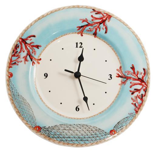 Ceramica Tiffany Civita Castellana.Coral Bay Un Servizio Di Piatti Straordinario Egittiamo